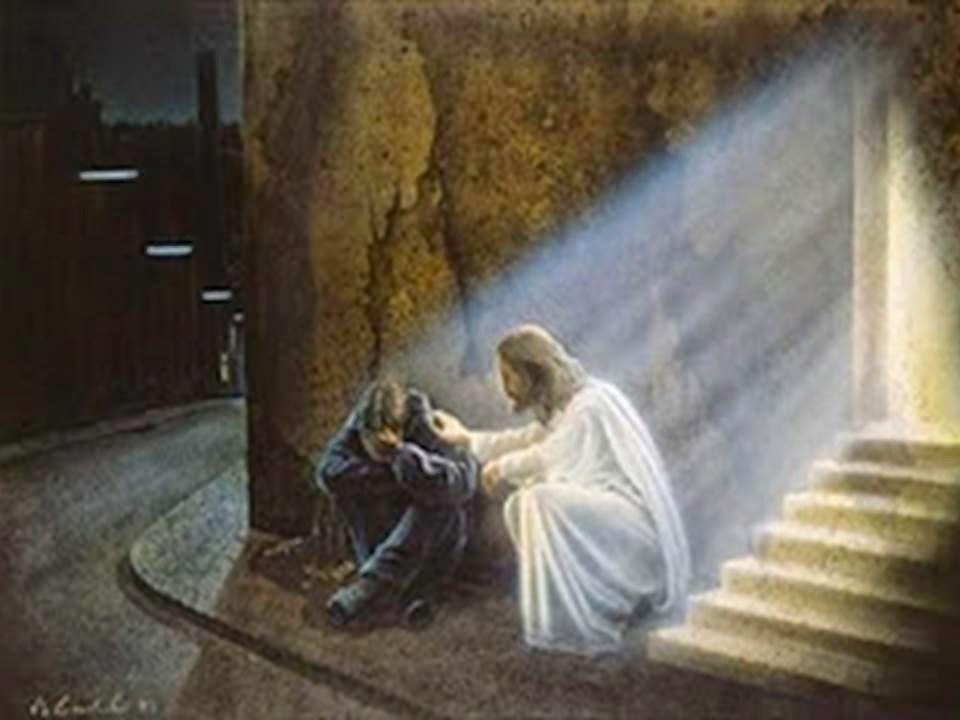 Jesus amoroso, protetor