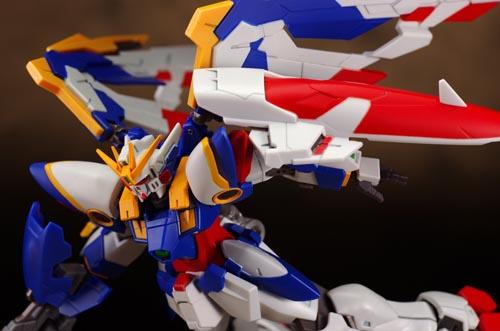Wing Gundam EW figure