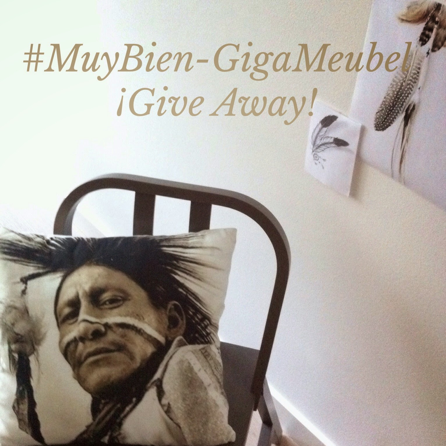 ¡Join the Give Away by Giga Meubel!