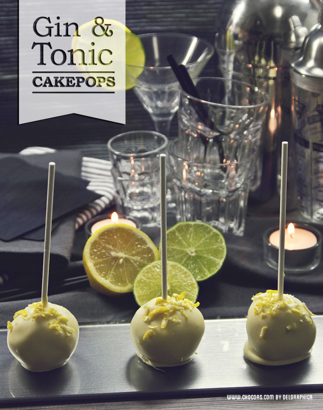 cakepops gintonic