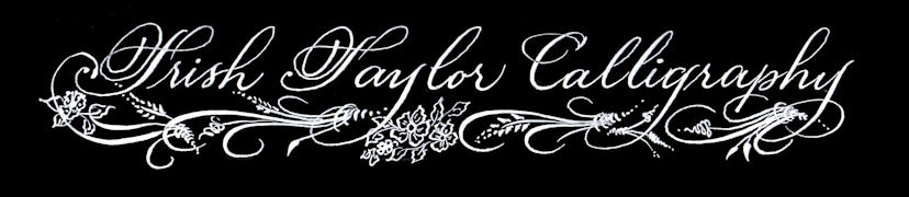 Trish Taylor Calligraphy