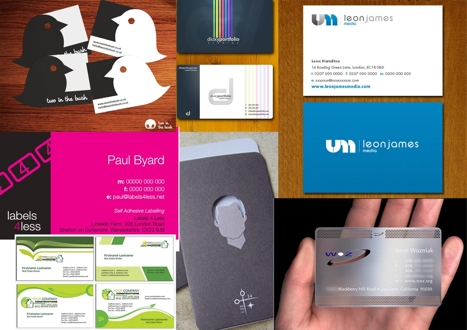 Creative portfolio development business card so before i started in making my business card i done some research into different themes and cards and made this moodboard colourmoves