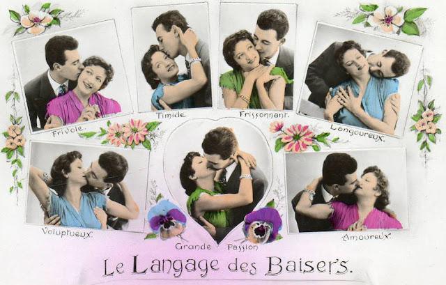 Le langage des baisers