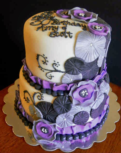 Cute And Cool Birthday Cake Designs
