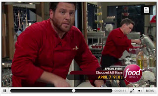 Scott Conant Gavin Kaysen Chopped Final