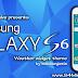 [Theme] Galaxy S6 weather widget for Galaxy S4 mini