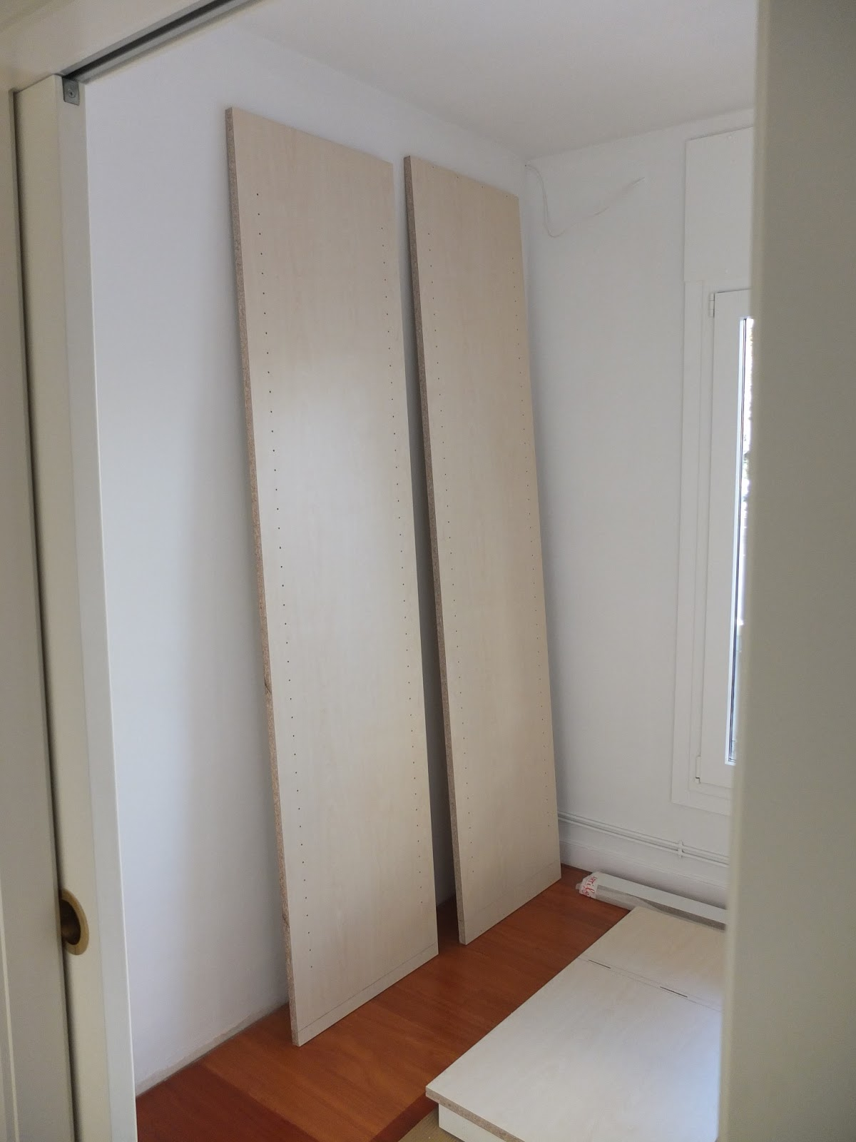 Opemho sl armario empotrado de puertas correderas - Puertas hasta el techo ...