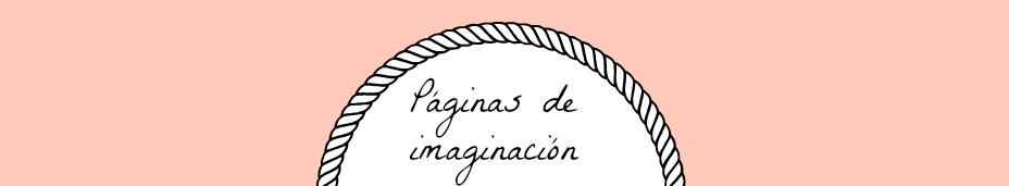 Páginas de imaginación