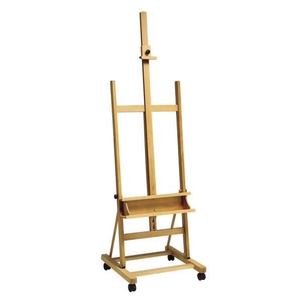 Cavalletti per dipingere di winsor newton tipologie e for Cavalletto pittore