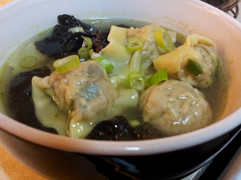 how to cook black fungus soup