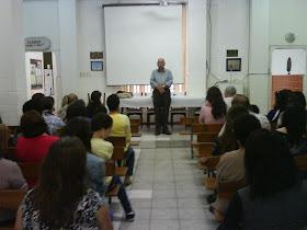 Dafa - Palestra com o Sr. Miltom Barum