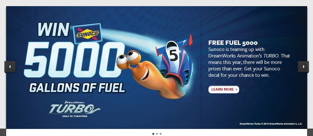 just a car guy sunoco is looking for some free publicity