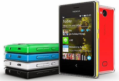 Nokia Asha 500 Pic