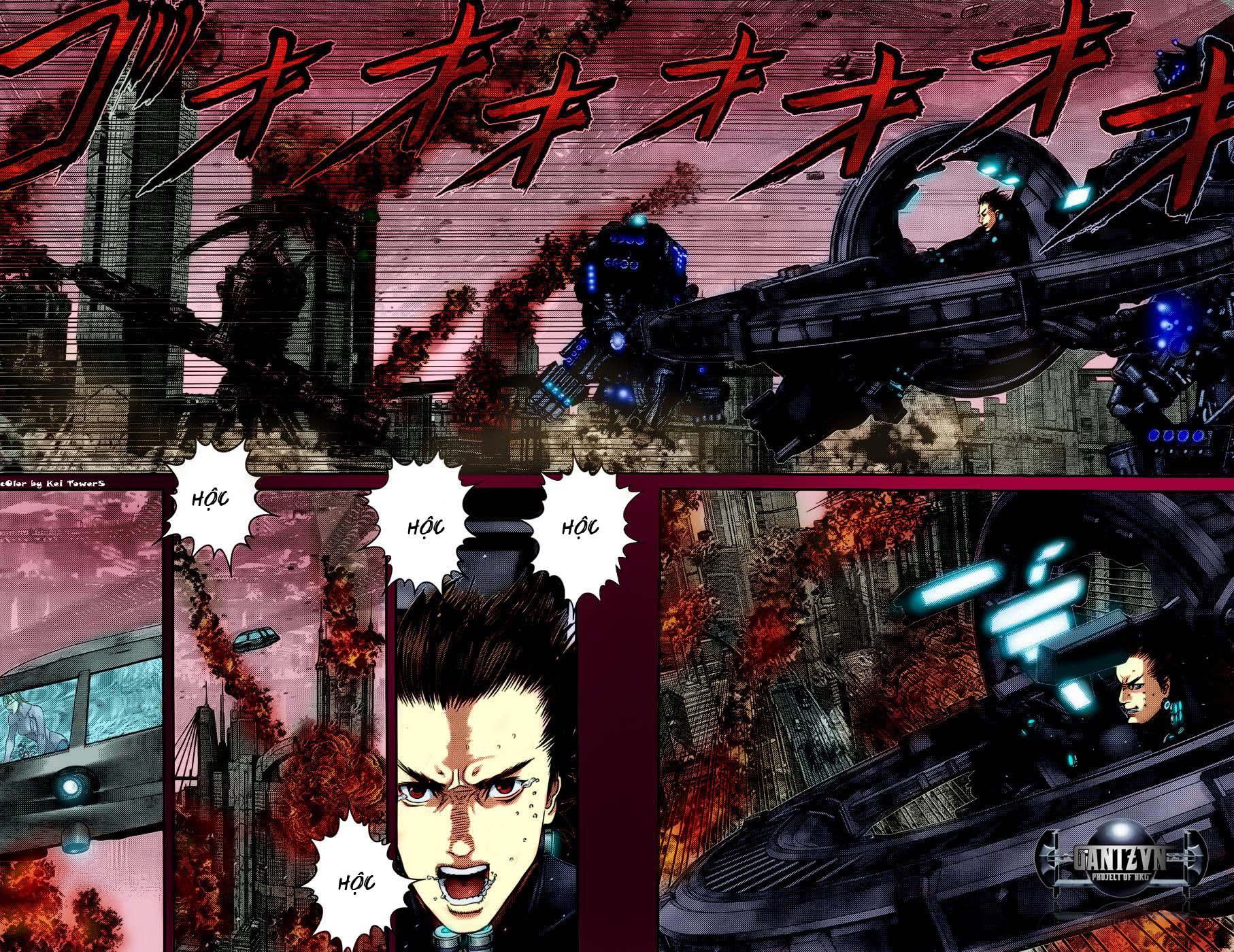 Gantz chap 362 Trang 22 - Mangak.info