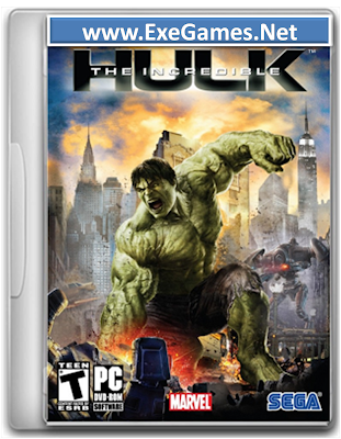 Incredible Hulk 1 Game Free Download For PC Full Version