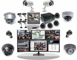 أنواع كاميرات مراقبة