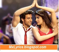 YOU are my love song LYRICS From Movie Krrish 3