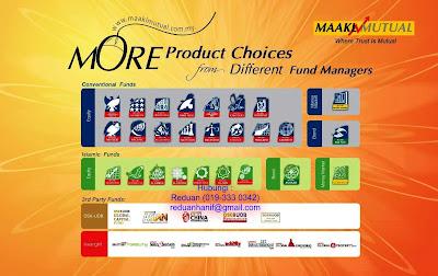 Pelaburan Akaun 1 KWSP dan Tunai di Manulife Asset Management Berhad