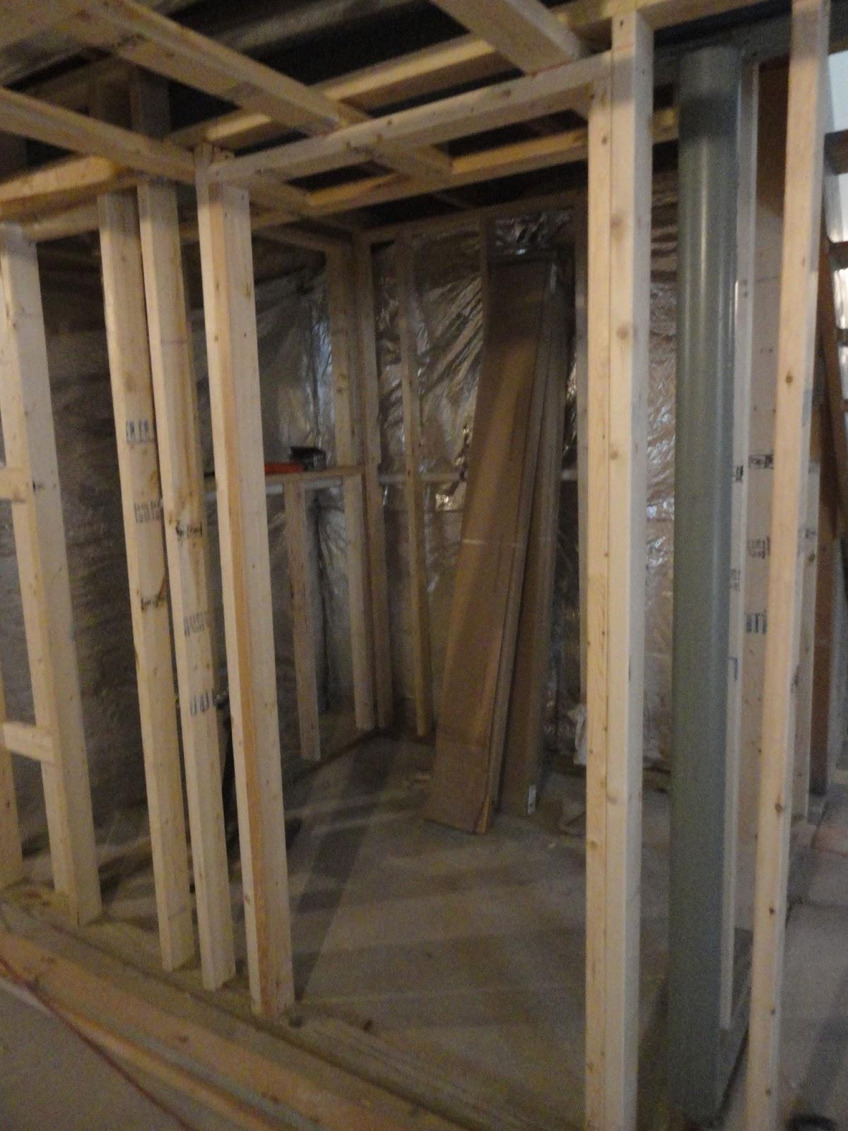 Life After I Do Basement Renovation Framing