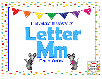 http://www.teacherspayteachers.com/Product/Marvelous-Mastery-of-Letter-Mm-Mm-Activities-1012385