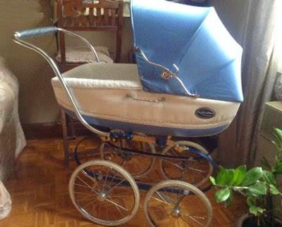 carrito de bebé capazo inglesina