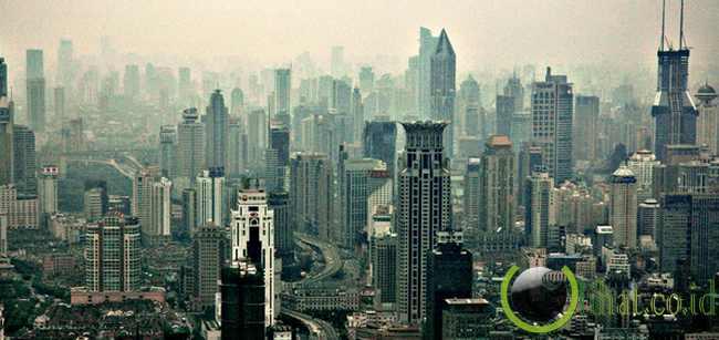 Shanghai, Kota Dengan Populasi Terbanyak Di China