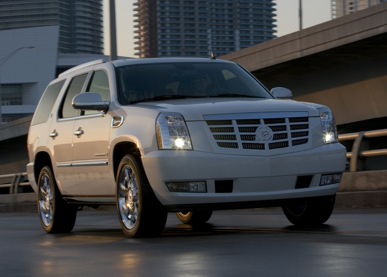 New Cars By. Cadillac Type Escalade Hybrid