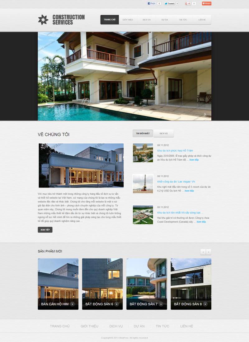thiết kế web doanh nghiệp giá rẻ