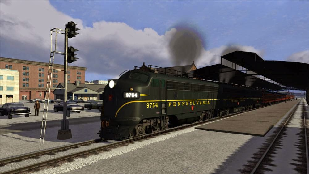 TRAIN SIMULATOR 2014 STEAM EDITION With crack full pc game download