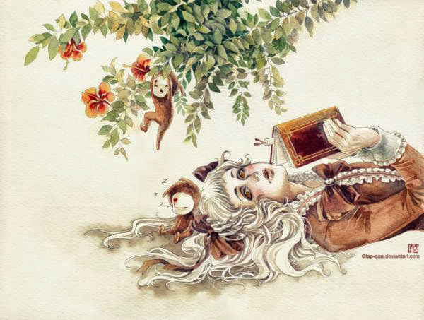 Marvelous Illustrations by Phong Anh