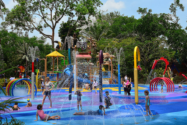 Singapore+Zoo+Kidzworld+water+park