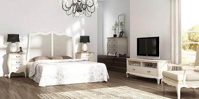 Muebles de dormitorio por la decoradora experta diciembre for Salon vintage lorient