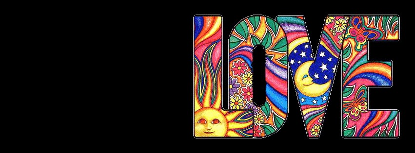 Hippie Peace Facebook Covers Twitter Headers / Face...