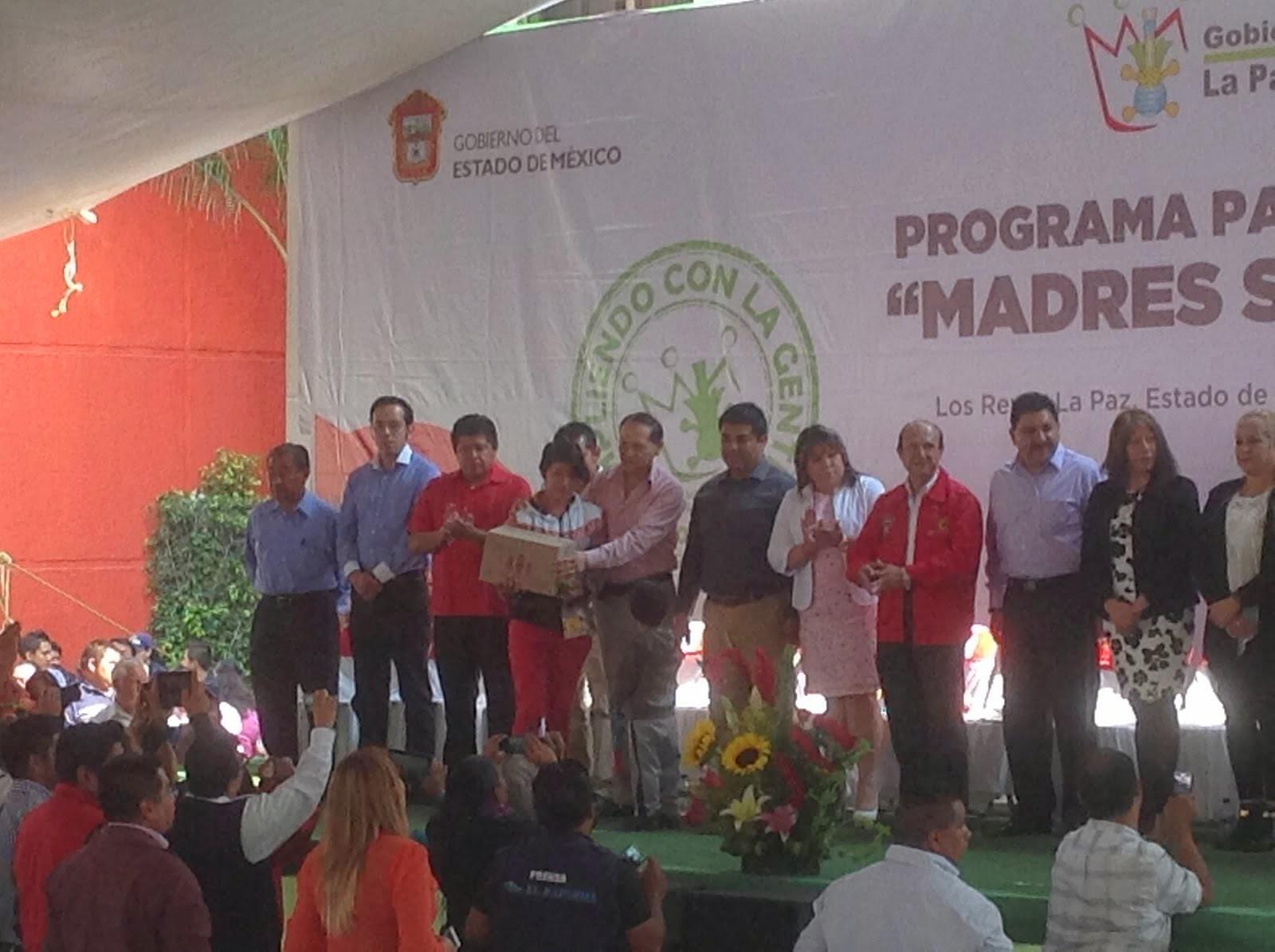 ENTREGA DE PROGRAMAS SOCIALES