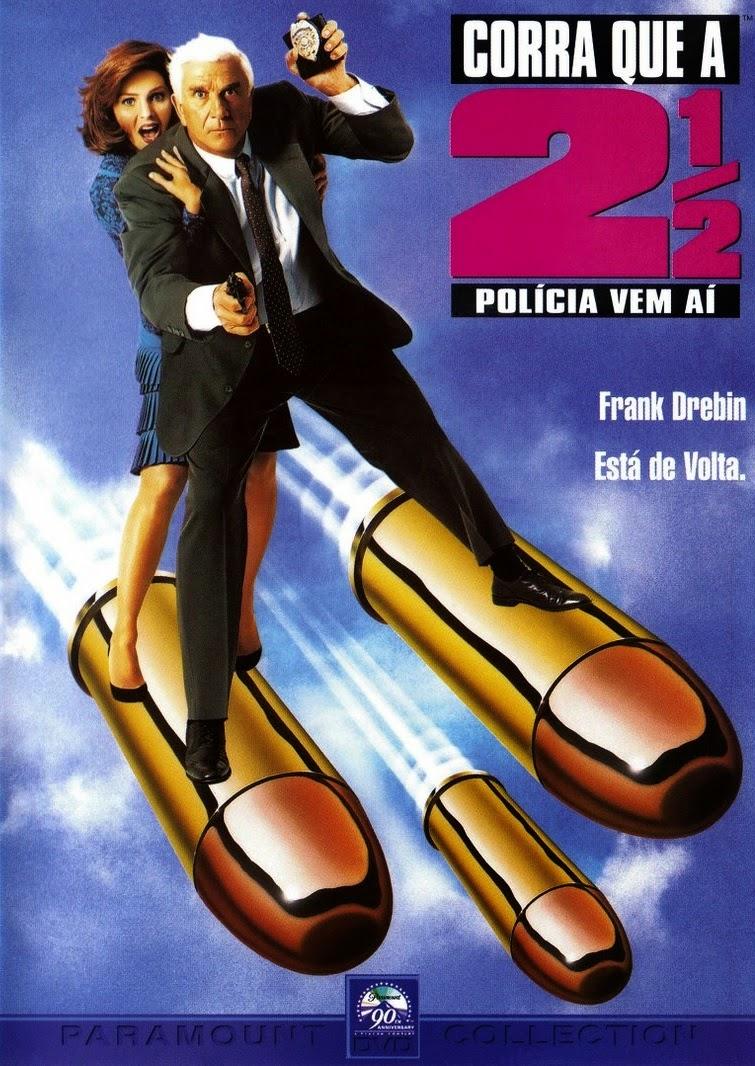 Corra Que a Polícia Vem Aí 2 1/2 – Dublado (1991)