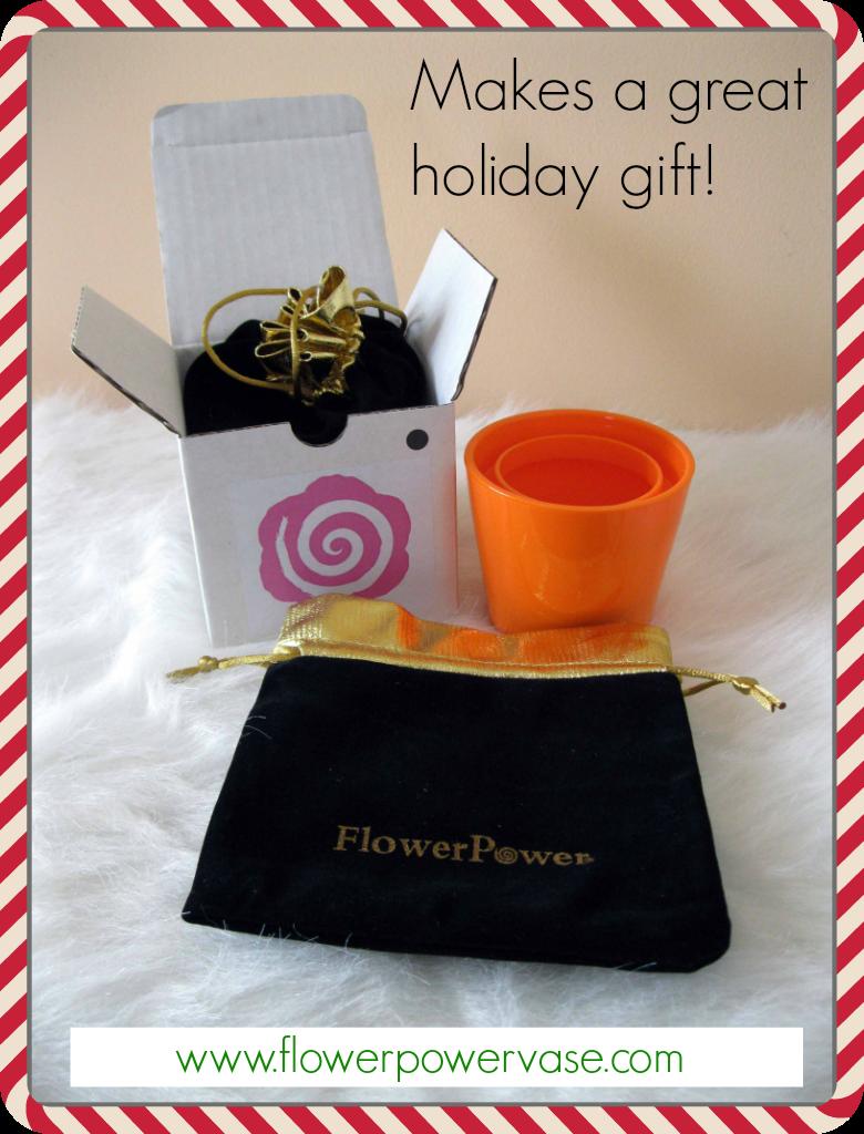 The FlowerPower Vase