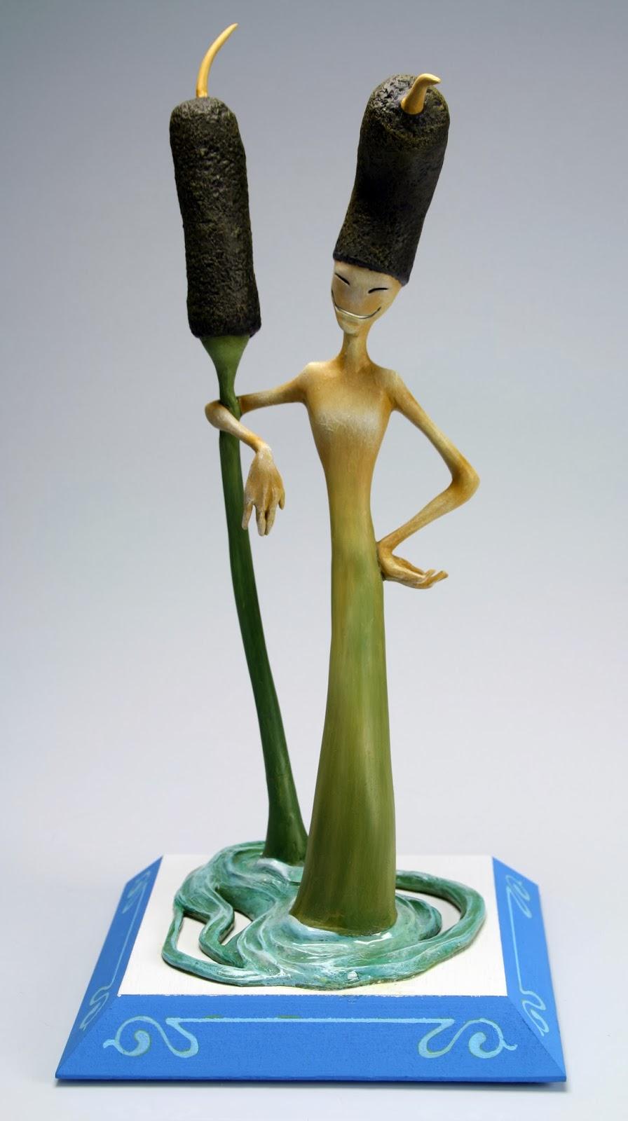 figura cabeza de junco