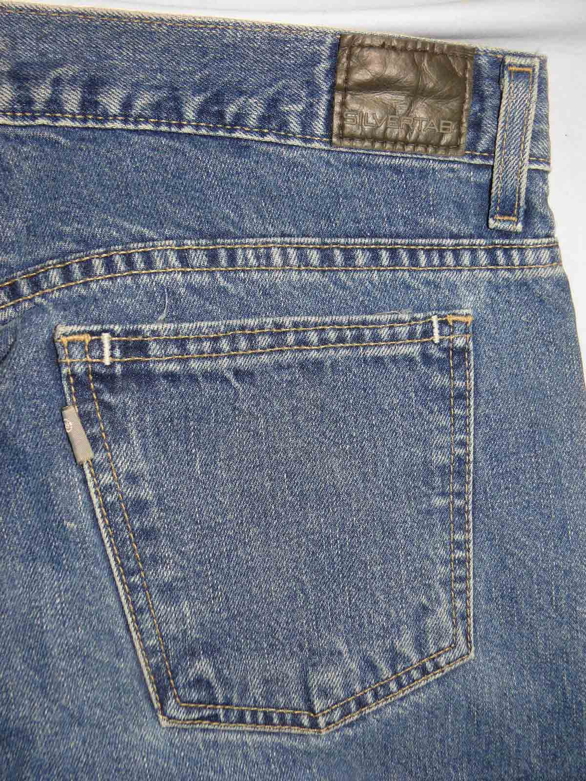 ◆ Silver Tab Jeans ◆