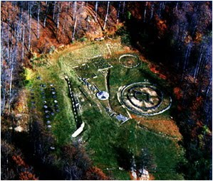 Sarmizegetusa Regia. Sanctuarele.The Sacred Aria.