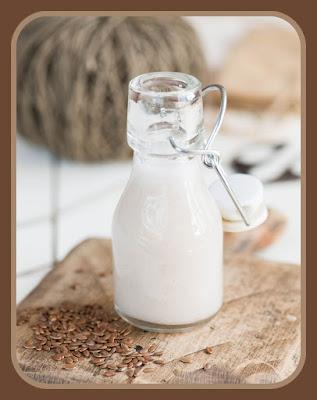 Veganiškas LINŲ pienas