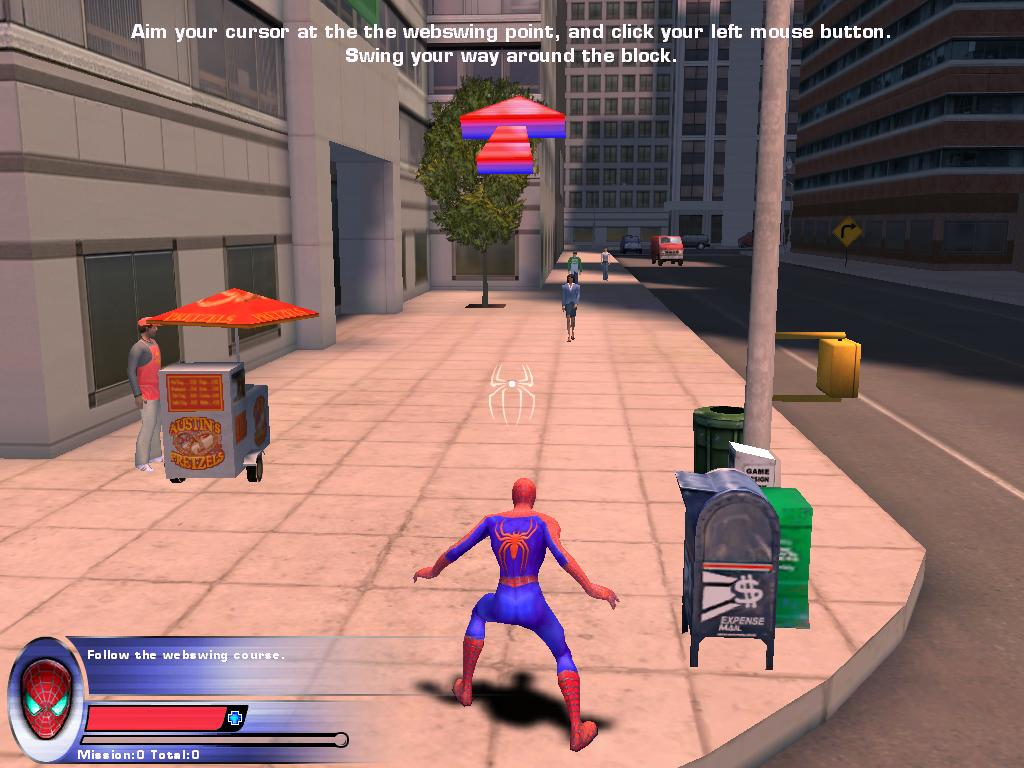 FREE Spider-man 2 for PC Game : FREE DOWNLOAD ~ The King