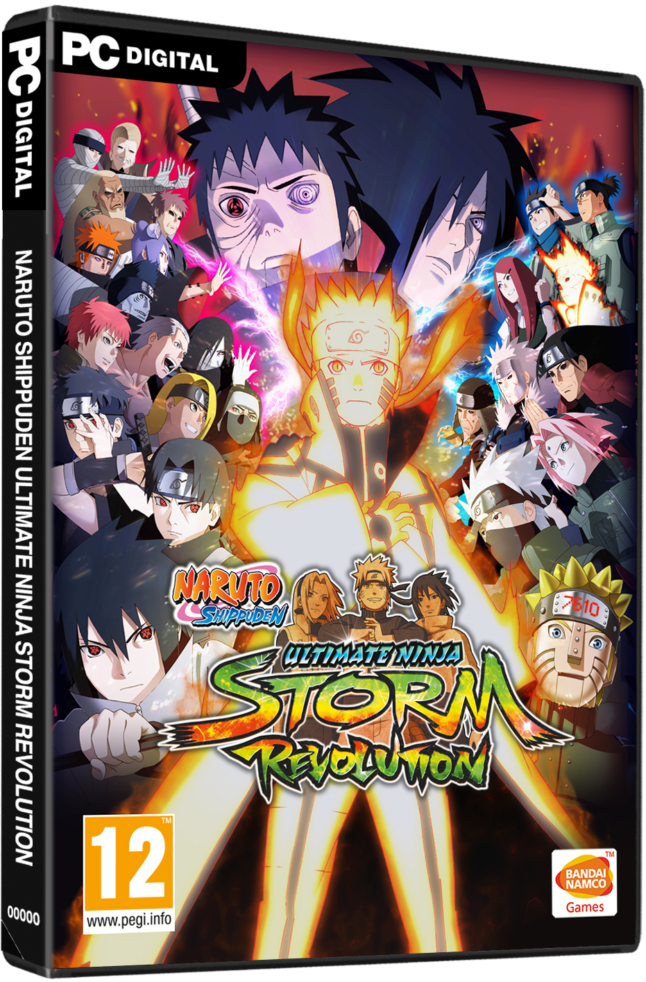 how to play naruto ultimate ninja storm 3 on pc