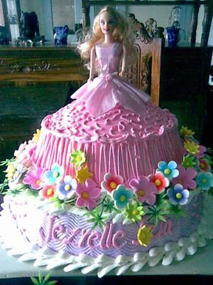 Cake Decorating Ideas Barbie : Barbie Wedding Cakes Decoration Ideas Food and Drink
