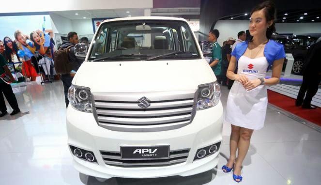 Suzuki APV Luxury 2