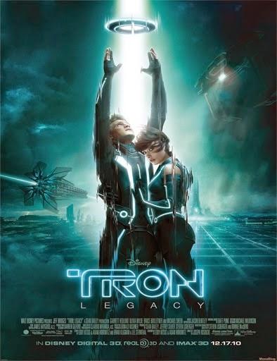 Ver Tron: Legacy (Tron 2) (2010) Online
