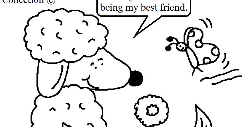 Jesus My Best Friend Coloring Pages