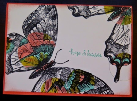 Spotlight technique  zena kennedy independent stampin up demonstrator