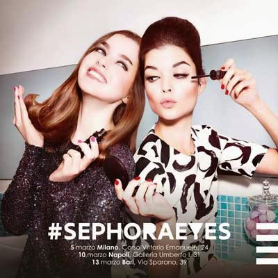 Sephora Eyes Tour