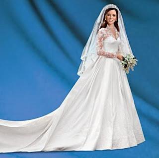BONECA+6 Kate Middleton ganha versão em boneca