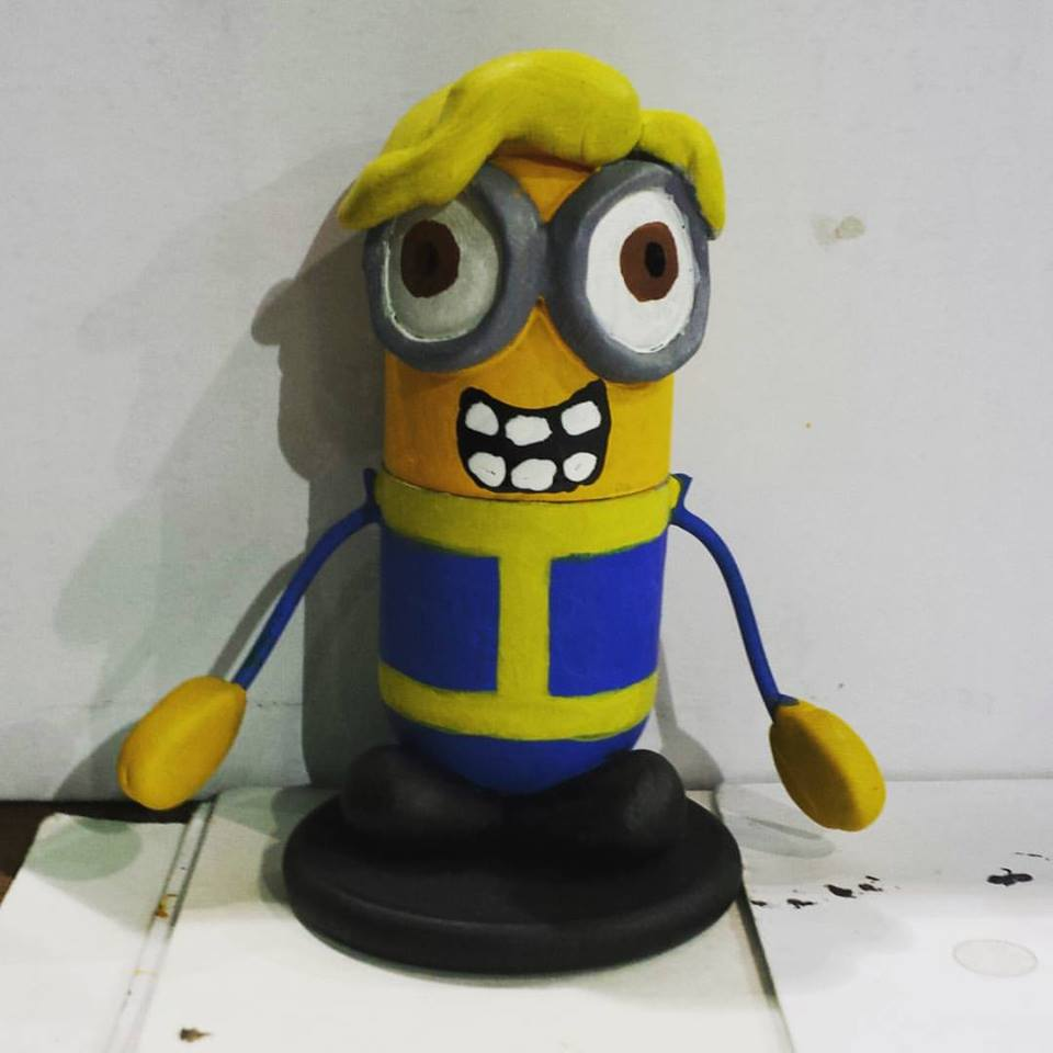 Comedian Viets Custom Toys November 2015 Minion And Action Figure Update